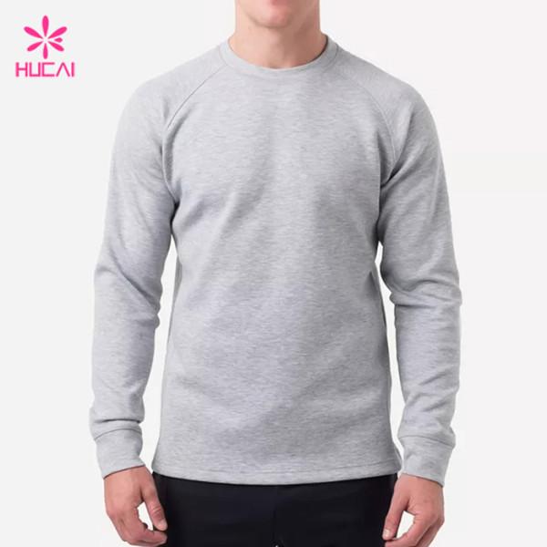 Cheap Wholesale Bulk Mens Crewneck Sweat Shirt-China Sweatshirt Manufacturer