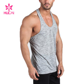 Wholesale Tank Top Slim Fit Men Sport Singlet-Gym Wear Manufacturer