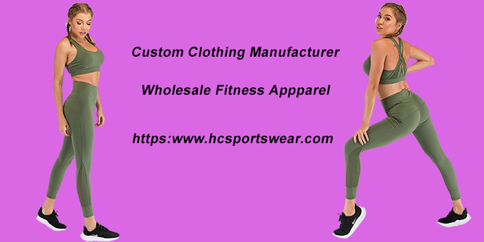 wholesale fitness apparel