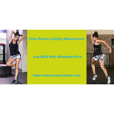 Find The Most Reliable Running Clothing Supplier In China