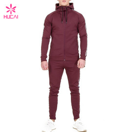 Wholesale Slim Fit Mens Sport Suits-China Tracksuit Manufacturer