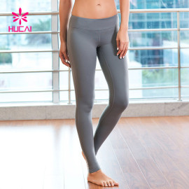 China Wholesale Supplier Dry Fit Women Leggings Yoga Pants Manufacturer
