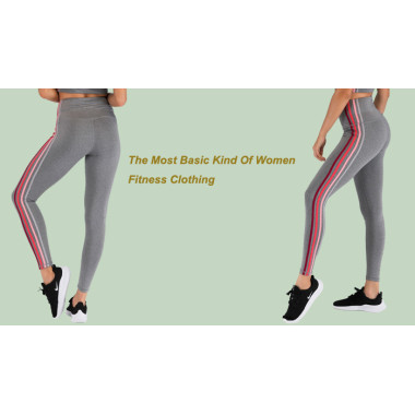 The Most Basic Kind Of Women Fitness Clothing