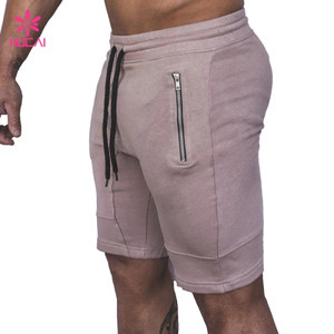 men's french terry shorts wholesale