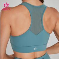 Wholesale Latest Design Sports Bra Supplier-Custom Service Available