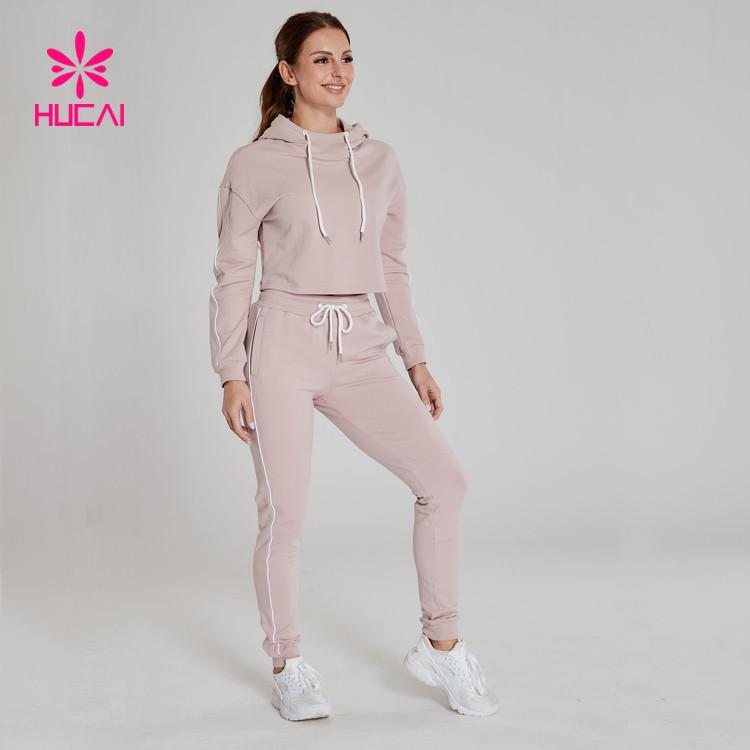 wholesale jogger sweat suit