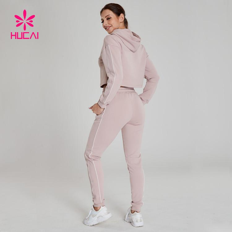 wholesale blank jogger suit