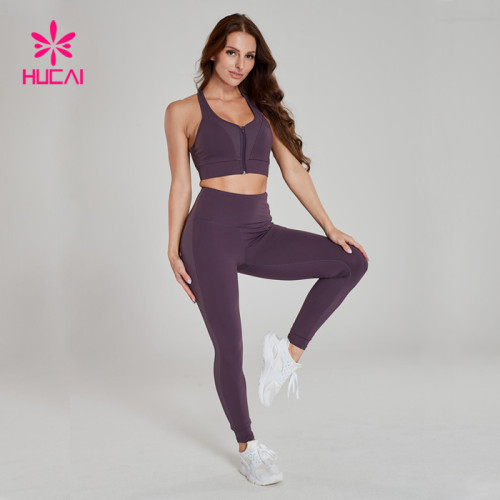 Women Wholesale Custom Workout Clothes-2020 Latest Design