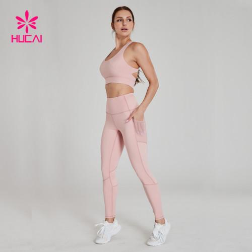 Custom Women Workout Wear Manufacturer-200 PCS MOQ