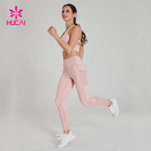 Custom Women Workout Wear Manufacturer-200 PCS MOQ