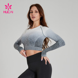 China Custom Seamless Athletic Apparel Manufacturer-200 PCS MOQ & Bulk Price