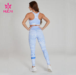 Wholesale Women Sublimation Running Clothes Manufacturer-Custom Service