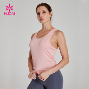 Custom Women Cheap Workout Tank Top Manufacturer-200 PCS MOQ