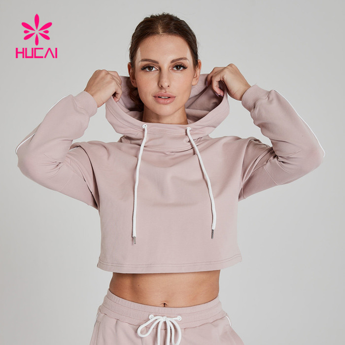 crop top hoodie wholesale