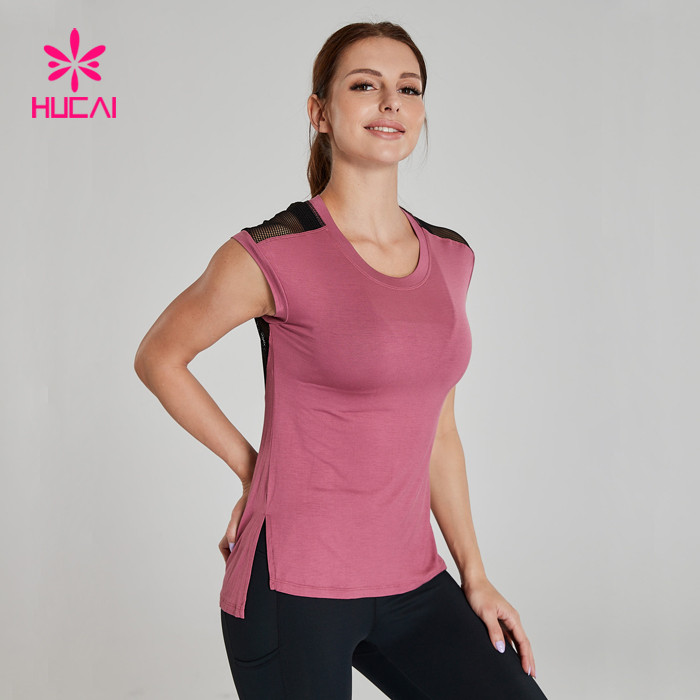 wholesale fitness t shirts