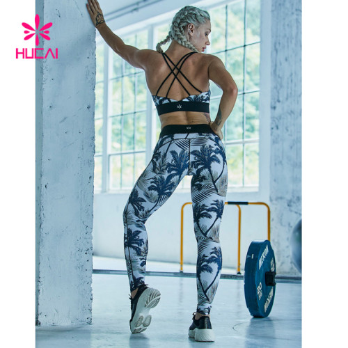 Custom Women Digital Printing Gym Apparel Supplier-Wholesale Price In Bulk
