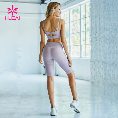 China Wholesale Women Gym Clothes Manufacturer-Custom Service
