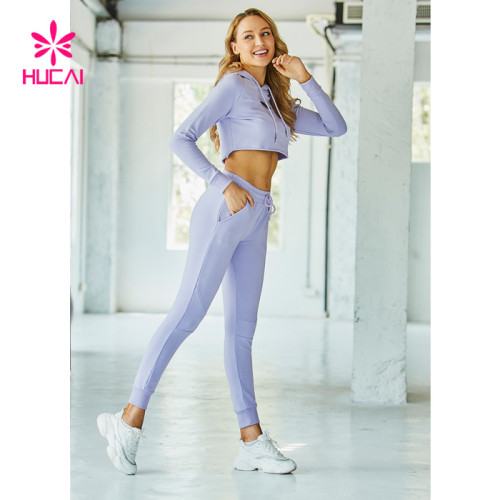 Private Label Women Wholesale Fitness Clothing Supplier-China Sportswear Vendor