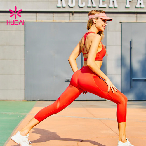 China Custom Wholesale Women Fitness Apparel Manufacturer-200 PCS MOQ