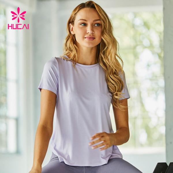 China Wholesale Women Crop T Shirt Manufacturer-Custom Service