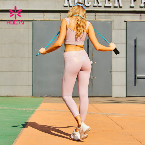 Custom China Wholesale Women Yoga Wear Manufacturer-200 PCS MOQ