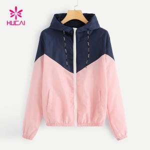 China Private Label Wholesale Women Jacket Manufacturer-Custom Service