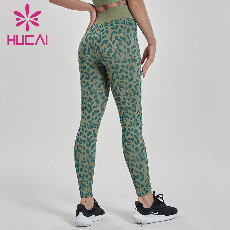 custom seamless leggings