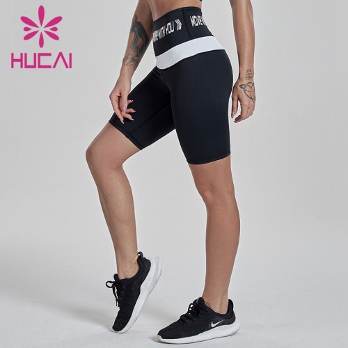 Wholesale Women High Waist Biker Shorts Manufacturer-Custom Service