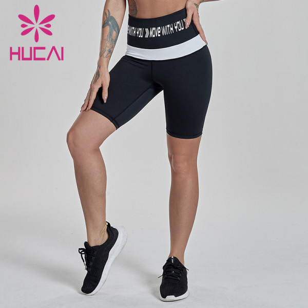 Wholesale Women High Waist Biker Shorts Manufacturer-Custom Service