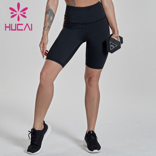 Private Label Women Biker Shorts Manufacturer-Custom Service