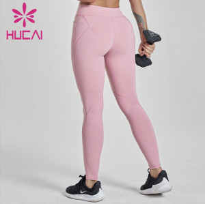 China Wholesale Women Fitnesss Leggings Manufacturer-Custom Service