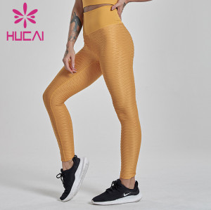 Custom China Private Label Athletic Leggings Manufacturer-Wholesale Price