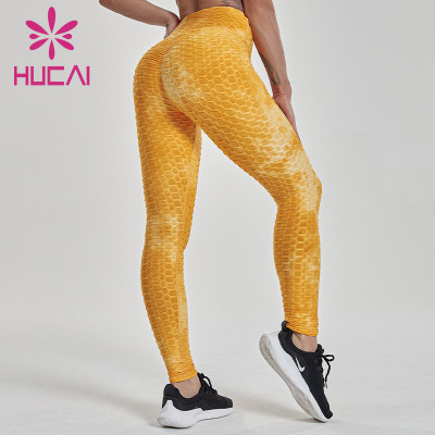 China Private Label Wholesale Yoga Leggings Manufacturer-Custom Design