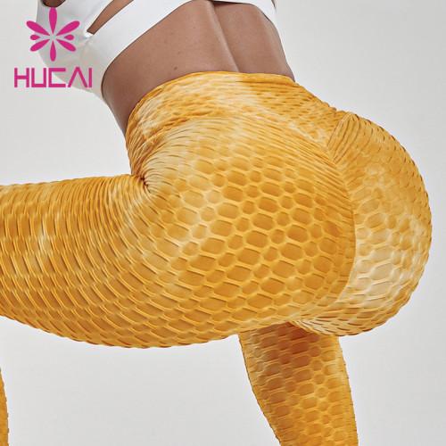 China Private Label Wholesale Yoga Leggings Manufacturer-Custom Design
