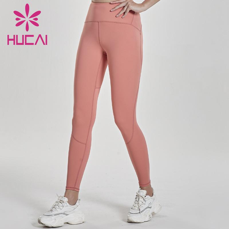 custom running leggings