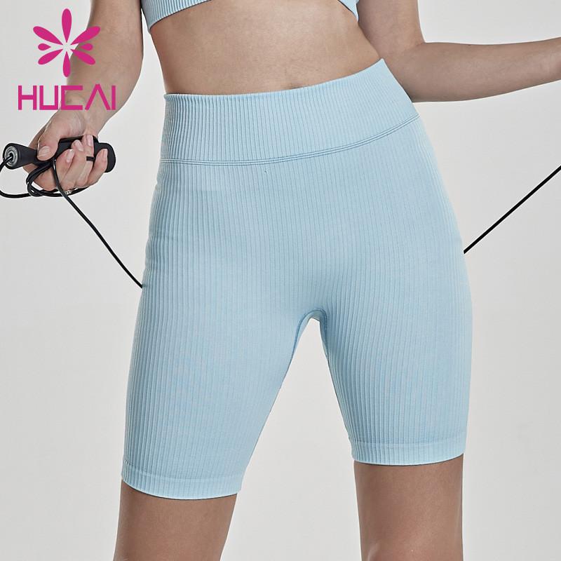 custom seamless shorts