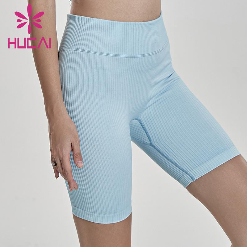 seamless shorts manufacturer