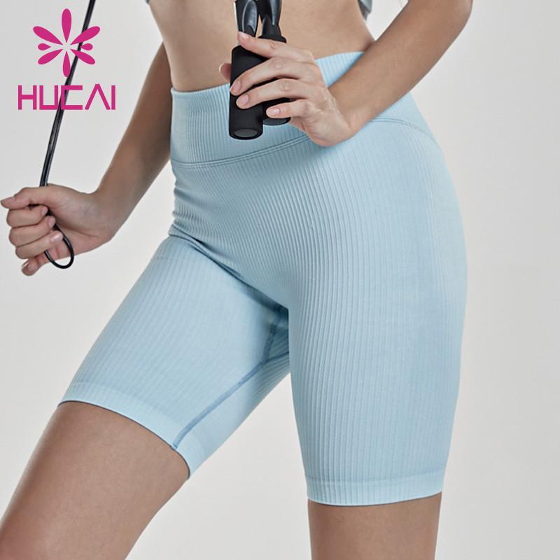 wholesale women seamless shorts