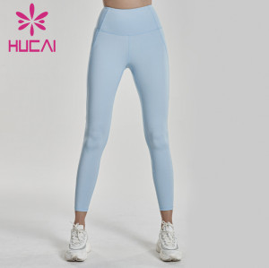 China Custom Women Active Leggings Manufacturer-Wholesale Price