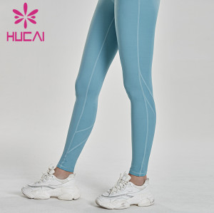 China Custom Wholesale Women Fitness Tights Manufacturer-Private Label Service