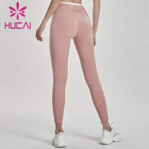 China Wholesale Women Gym Clothing Supplier-Private Label Service