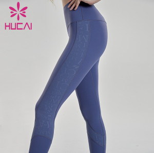 Custom Wholesale Women Yoga Clothing Manufacturer-Private Label Service