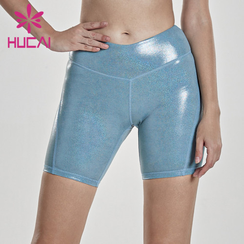 China Wholesale Women Booty Shorts Manufacturer-Private Label Service