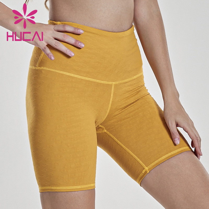 yoga shorts manufacturer