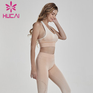 Wholesale Women Seamless Sports Bra Distributor-Private Label Service