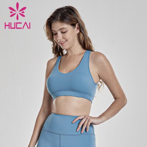 Custom Wholesale Women Yoga Top Manufacturer-Private Label Service