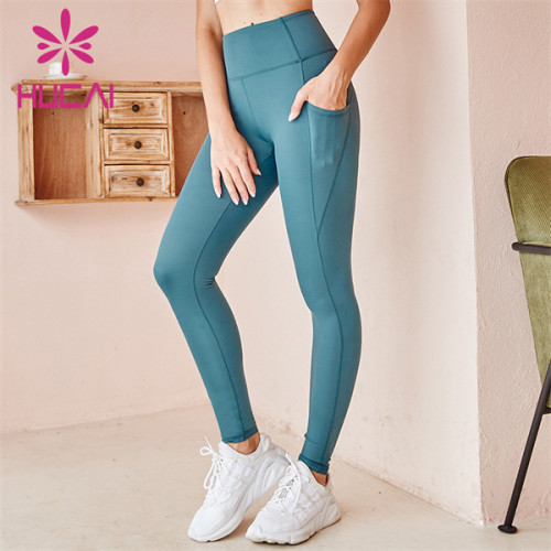 Wholesale Custom Solid Color Tights With Pockets