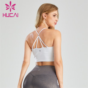 Sexy Hot Sling Back Sports Bra Wholesale Supplier