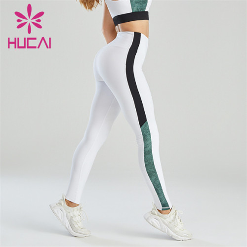 Fitness Fashion Three-color High-waisted Leggings Wholesale