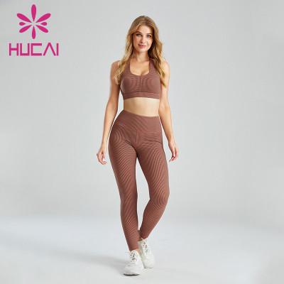 Houndstooth Pattern Digital Printing Athletic Clothing Wholesale